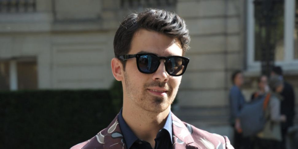 Joe Jonas Is Celebrating His B...