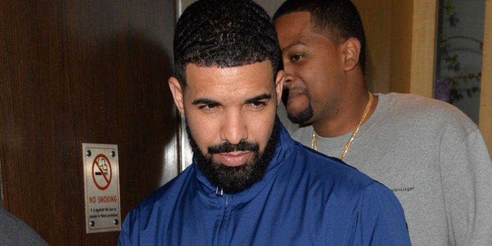 Drake Makes Art With Son Adoni...