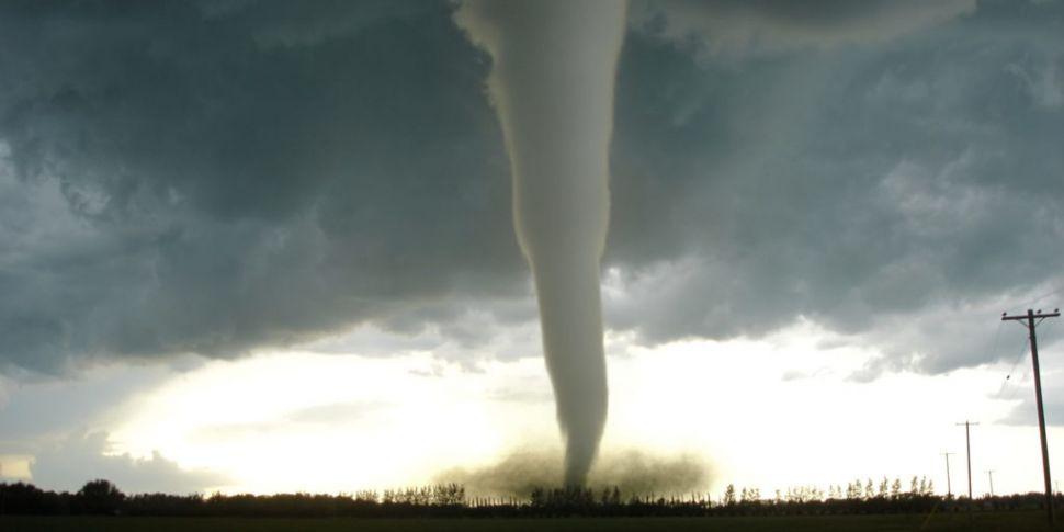 'No Sign Of A Tornado In Dubli...