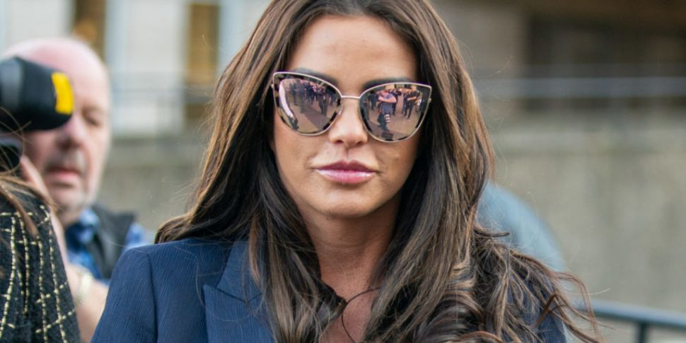 Katie Price Returns To Music A...