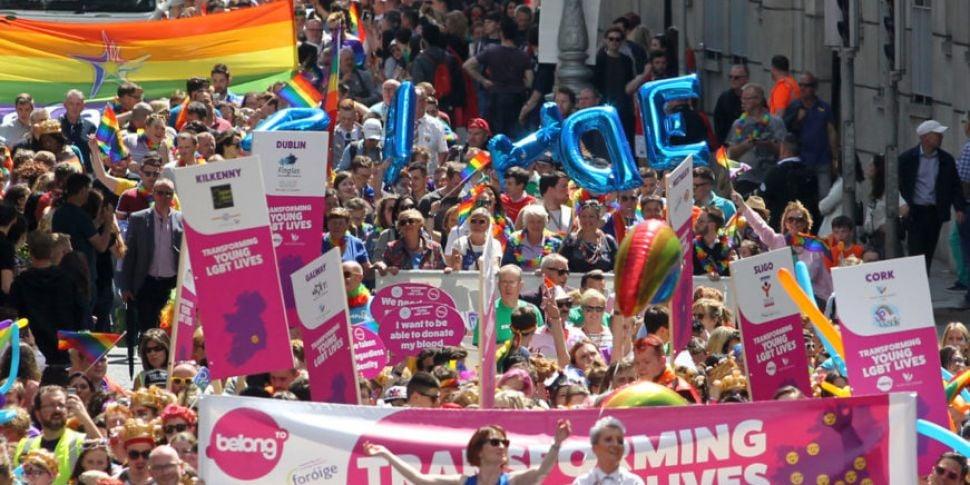 Dublin's Pride Festival Postpo...