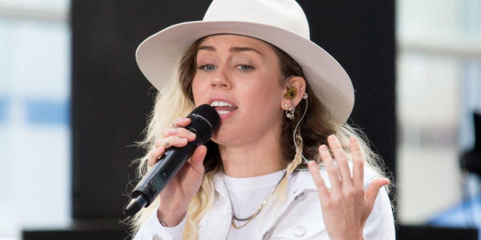 Watch: Miley Cyrus Invites Her...