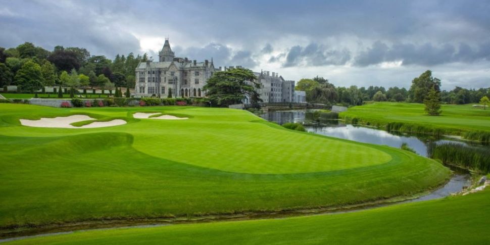 Ryder Cup In Adare Manor To Be...