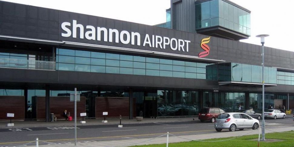 Shannon Airport Reopens After...
