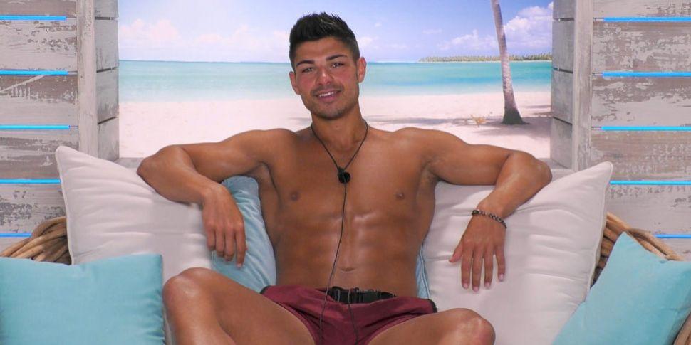 Love Island's Anton Reveals He...