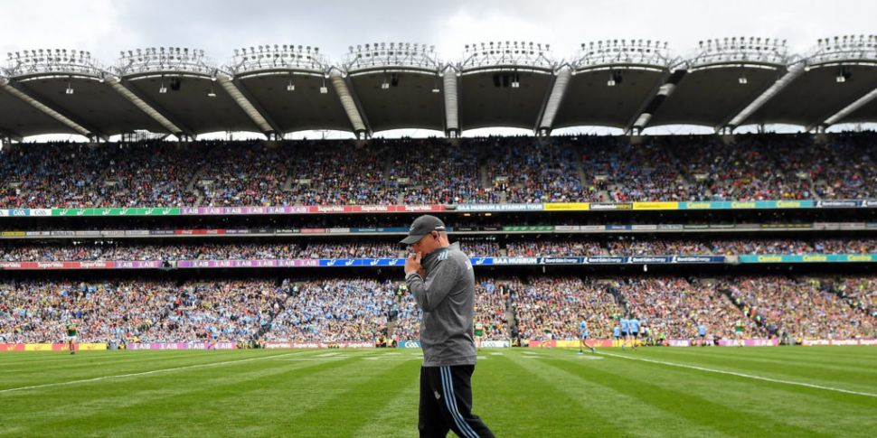 Dublin Football Boss Jim Gavin...