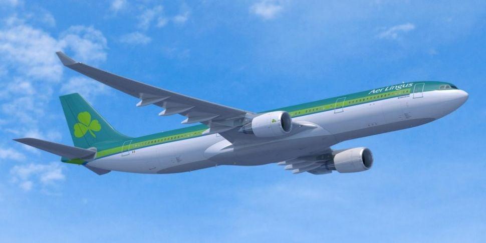 Two Million Aer Lingus Seats O...