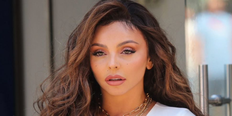 Little Mix's Jesy Nelson Revea...