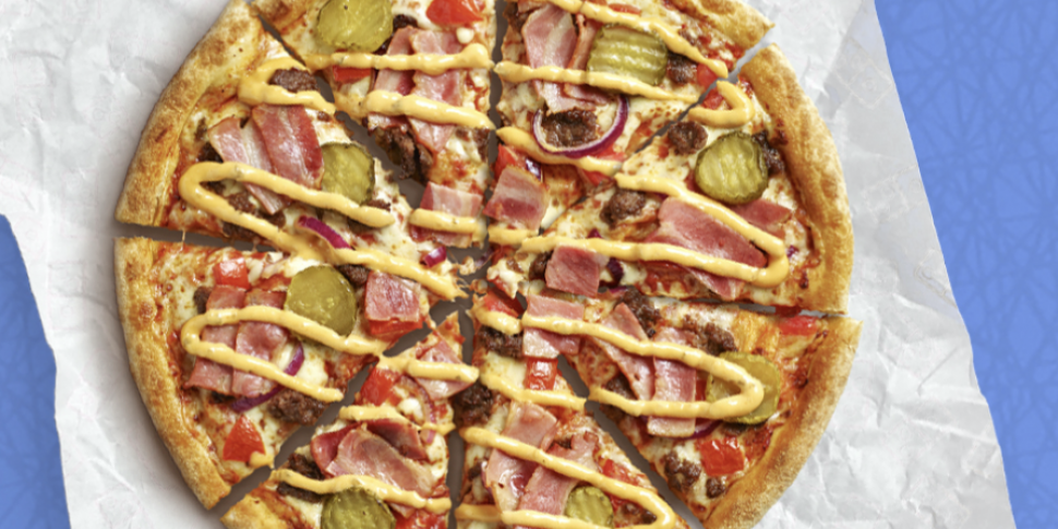 Domino's Launch Ultimate Bacon...