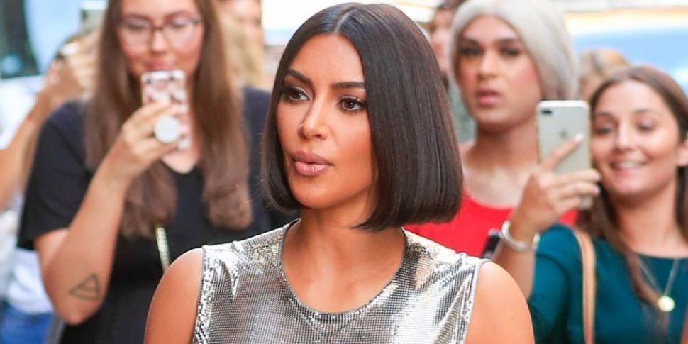 Kim Kardashian Raging After Ke...