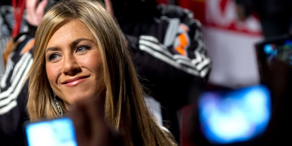 Jennifer Aniston Recalls The T...