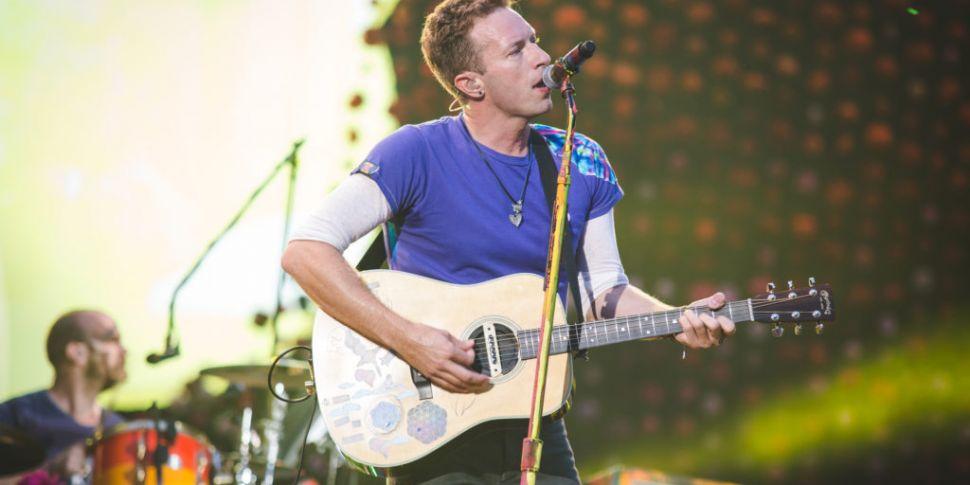 Coldplay Reveals New Double Al...