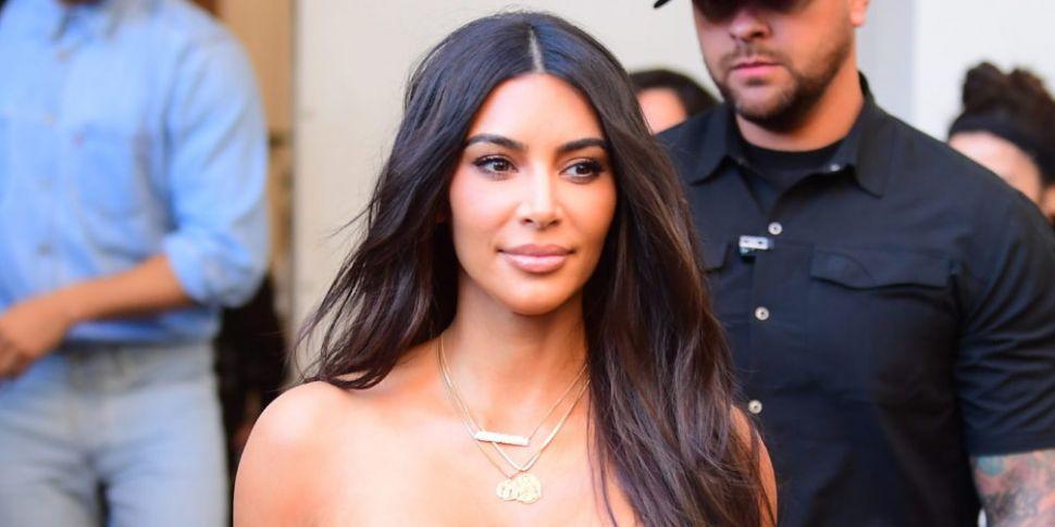 Kim Kardashian Does Sponsored...