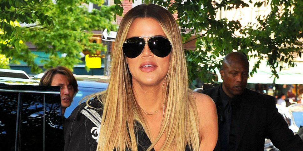 Khloé Kardashian In Talks For...
