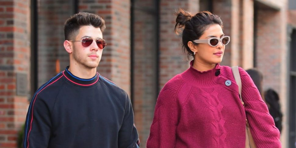 Nick Jonas And Priyanka Chopra...