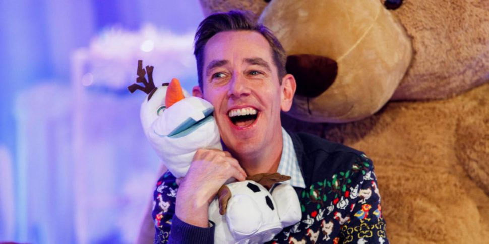The Late Late Toy Show Is On T...