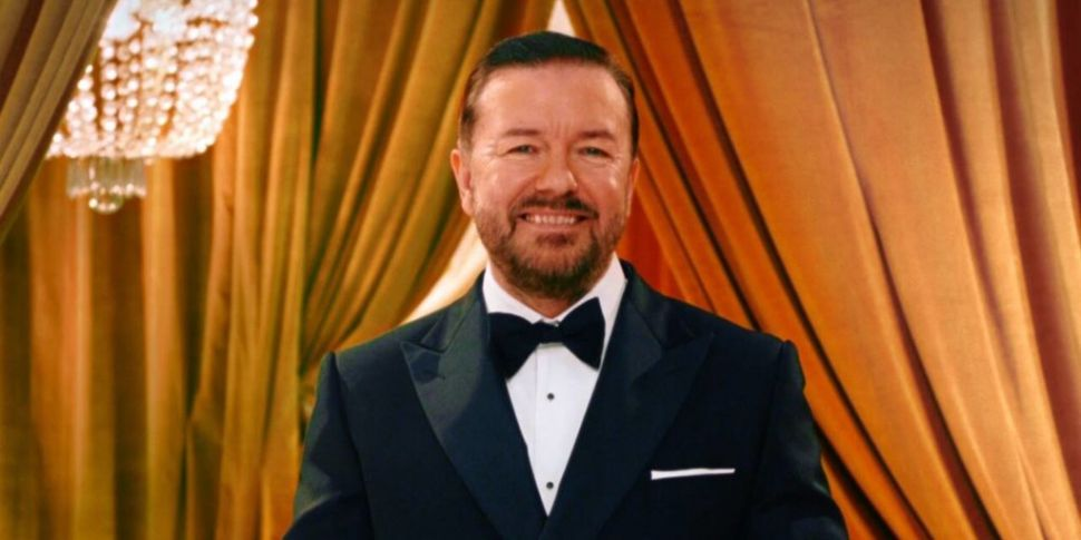 WATCH: Ricky Gervais Stars In...