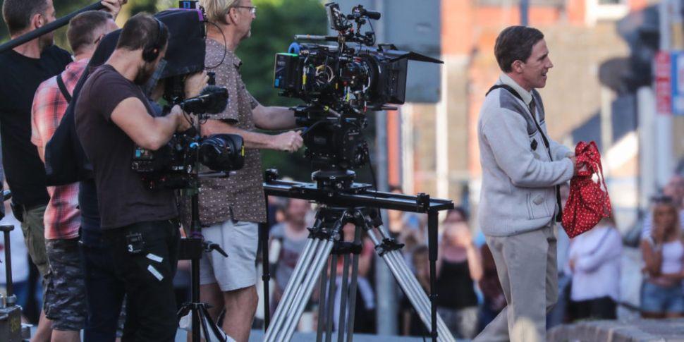 LOOK: Behind The Scenes Photos...
