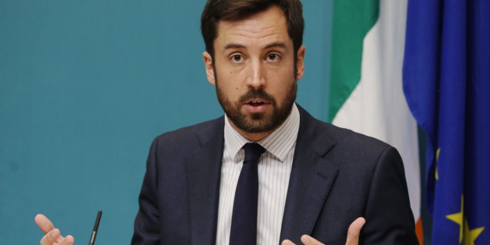 Minister Eoghan Murphy Stays O...