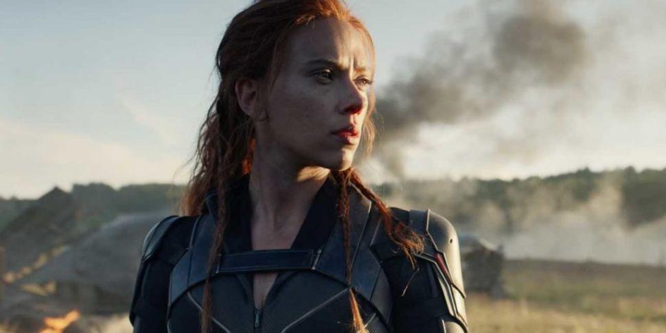 TRAILER: Meet Natasha Romanoff...