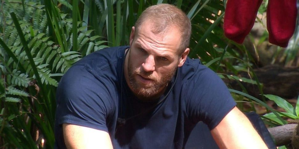 James Haskell Says I'm A Celeb...