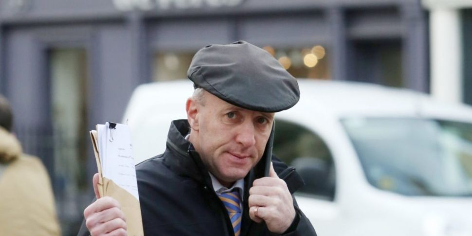 Michael Healy-Rae Releases 'Co...