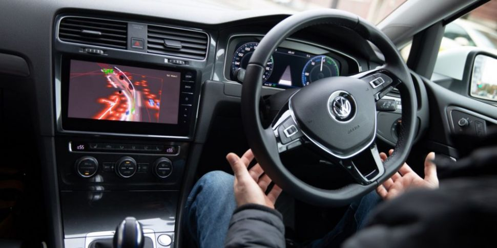Self-Driving Cars Could Be Tes...