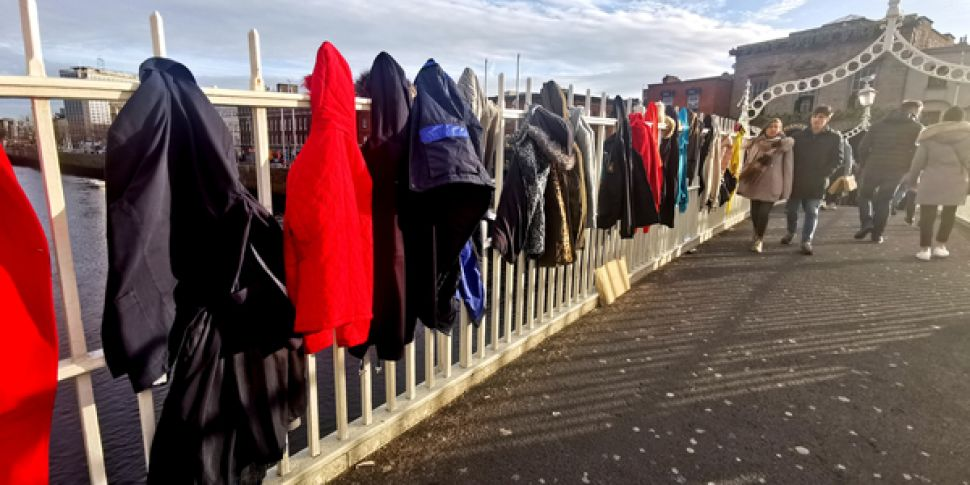 Council Removes Jackets Left O...
