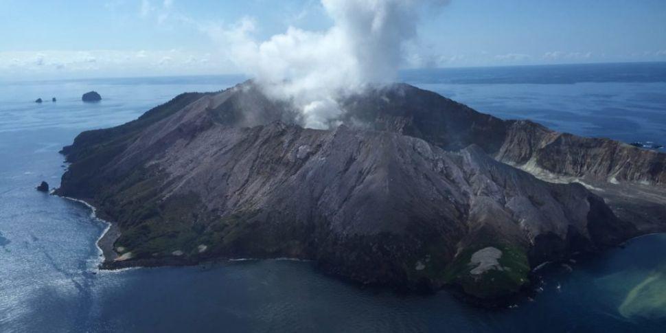Volcano Leaves No Survivors On...