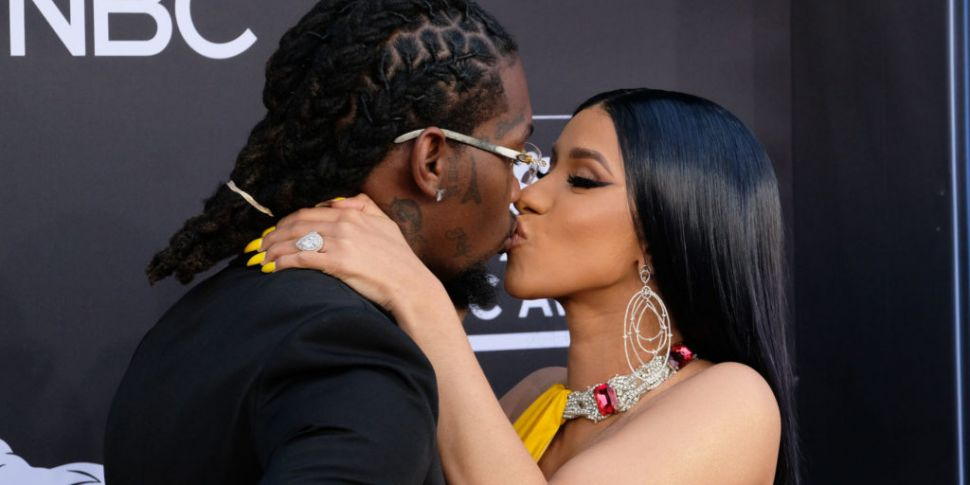 Cardi B Reveals She & Husband...