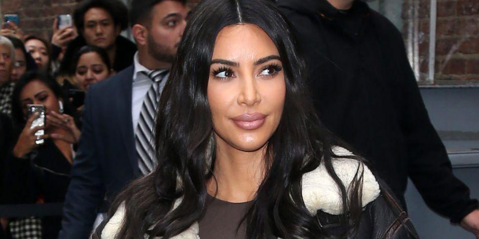 Kim Kardashian Claims I'm A Ce...