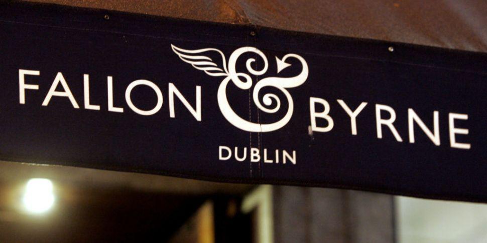Fallon & Byrne Shuts Down Food...