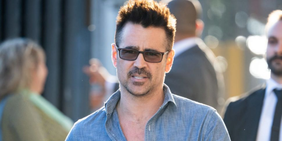 Colin Farrell Confirmed To Pla...
