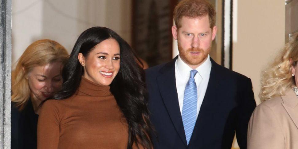 Meghan Markle & Prince Harry P...