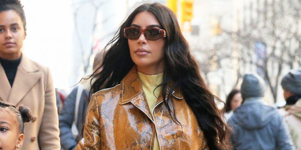 Kim Kardashian Denies Claims S...