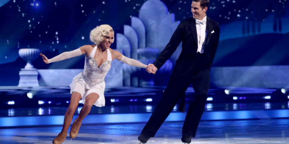Judges Save Ireland S Rose Kevin Kilbane Dancing On Ice Match Report Spin1038