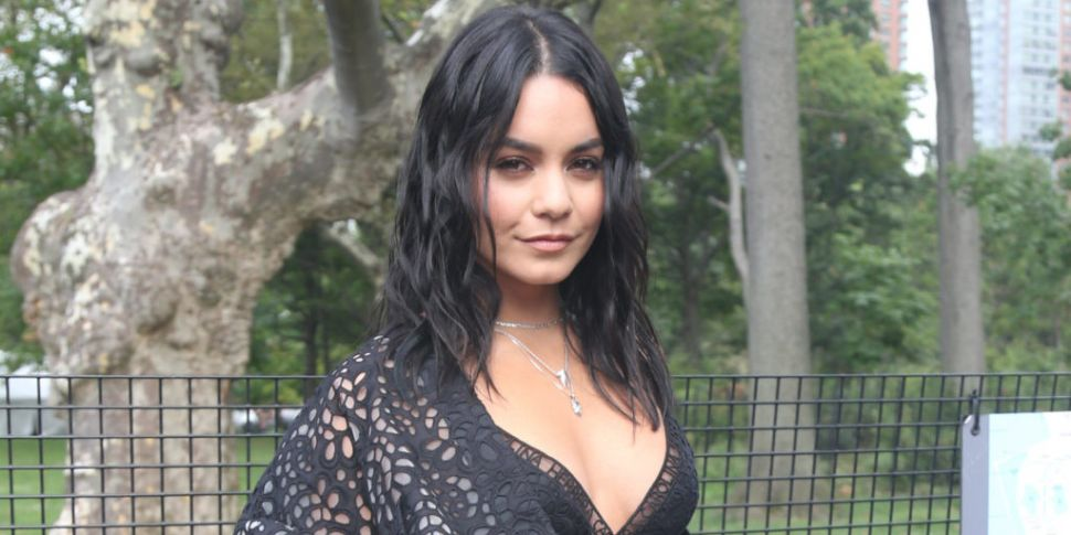 Vanessa Hudgens Spotted Out On...