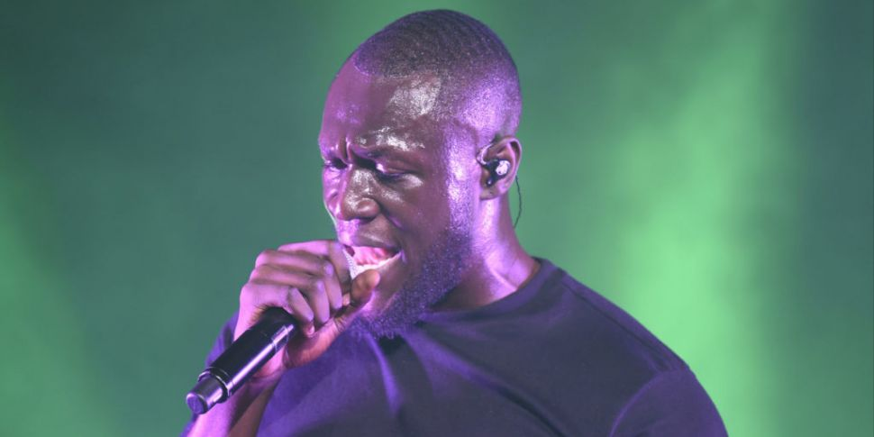 Stormzy Breaks Down Crying Dur...