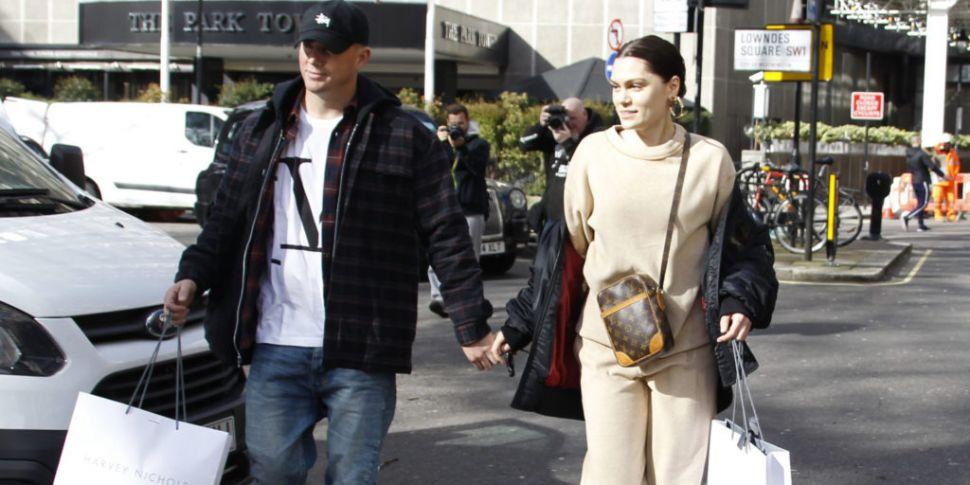 Jessie J & Channing Tatum Are...