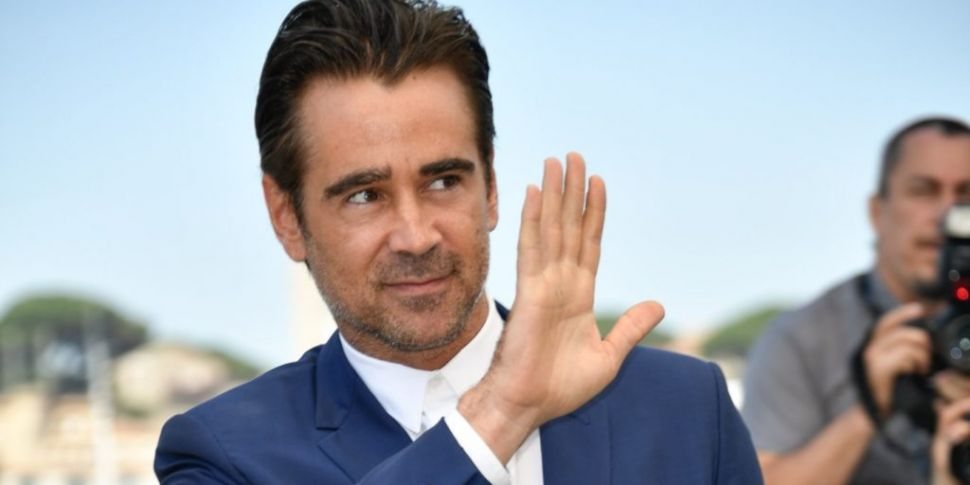 WATCH: Colin Farrell Talks To...