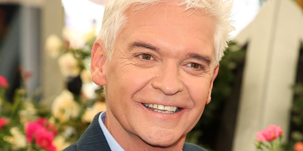 Phillip Schofield Comes Out As...
