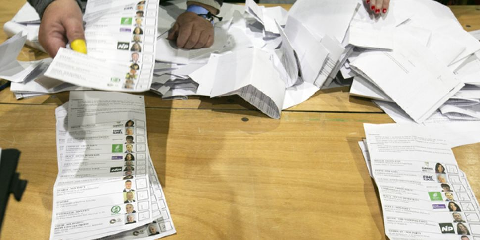 GE2020: Counting Of Votes Unde...