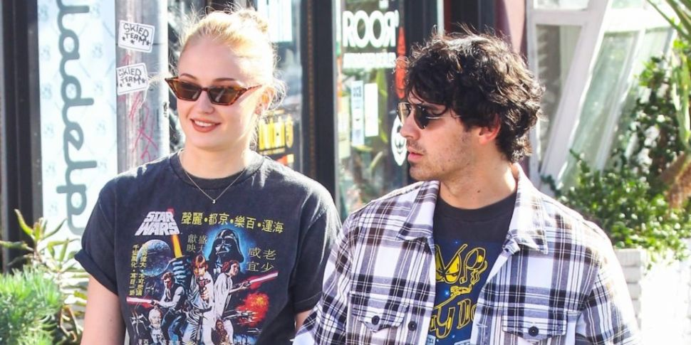 Sophie Turner & Joe Jonas Repo...