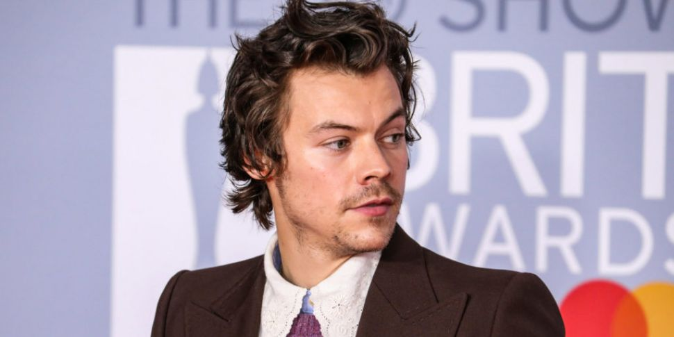 Harry Styles Reportedly Robbed...