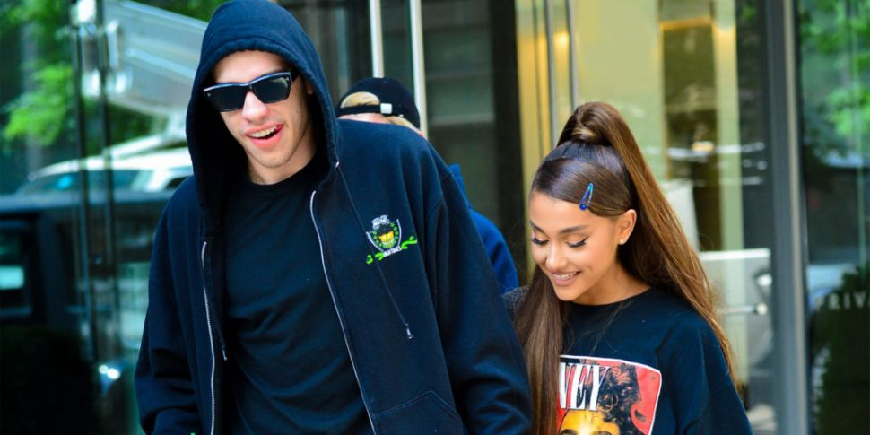 Pete Davidson Candidly Opens U...