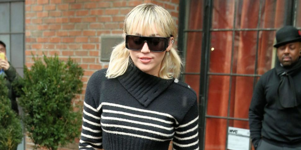 Miley Cyrus Reveals Madeline's...