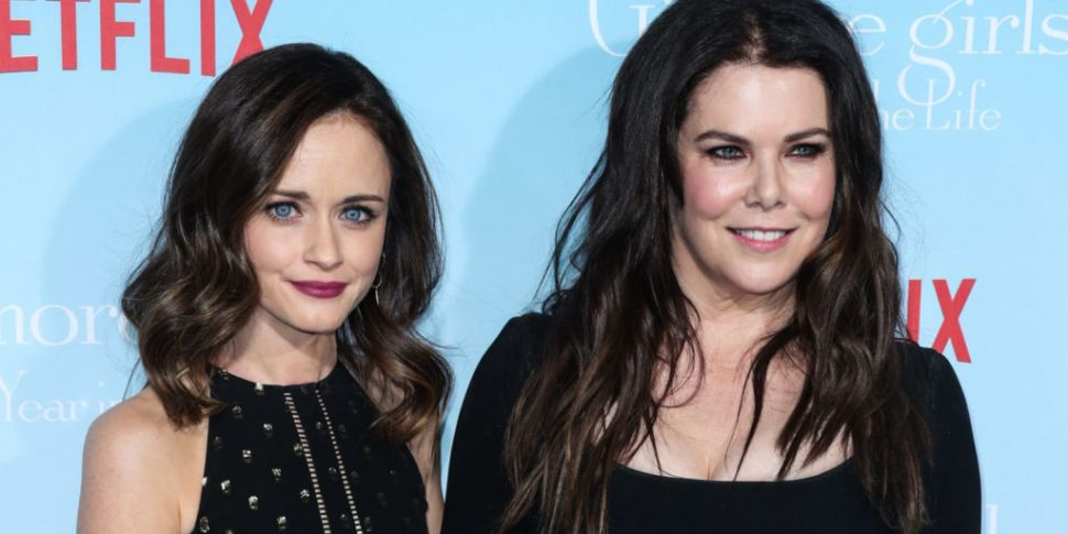 There's A Massive Gilmore Girl...