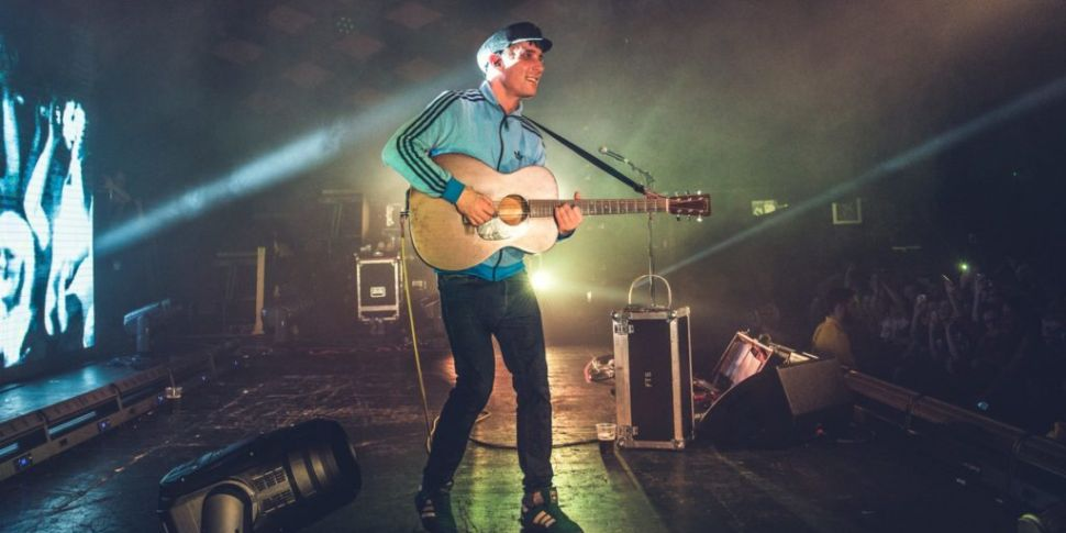Gerry Cinnamon Announces Resch...