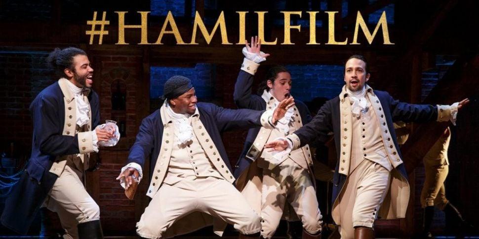 Lin-Manuel Miranda's Hamilton...