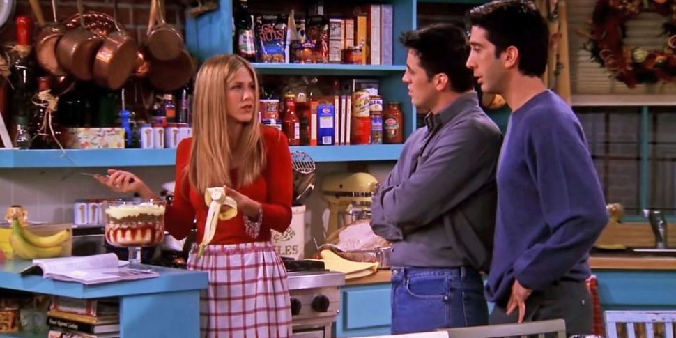 An Official Friends Cookbook I...